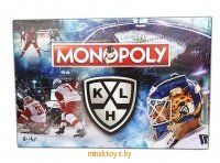 Монополия КХЛ, Hasbro Games 32285 - Minsktoys.by